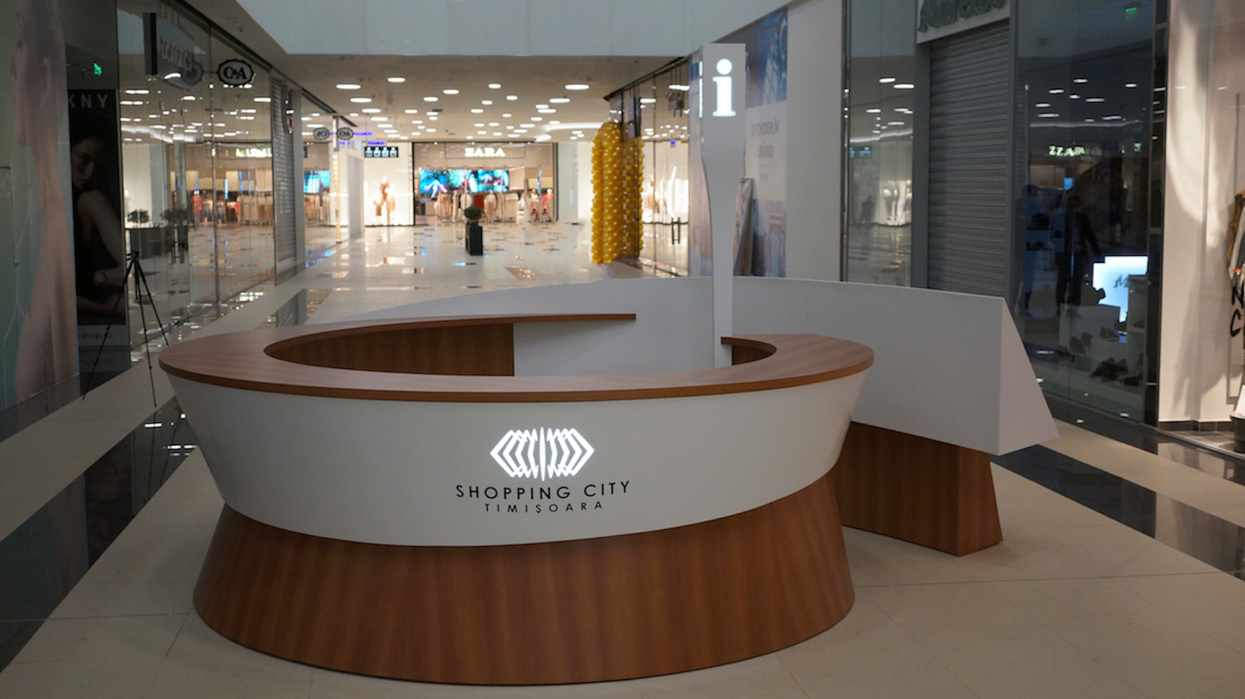 Furniture For Malls From Atvangarde Shopping City